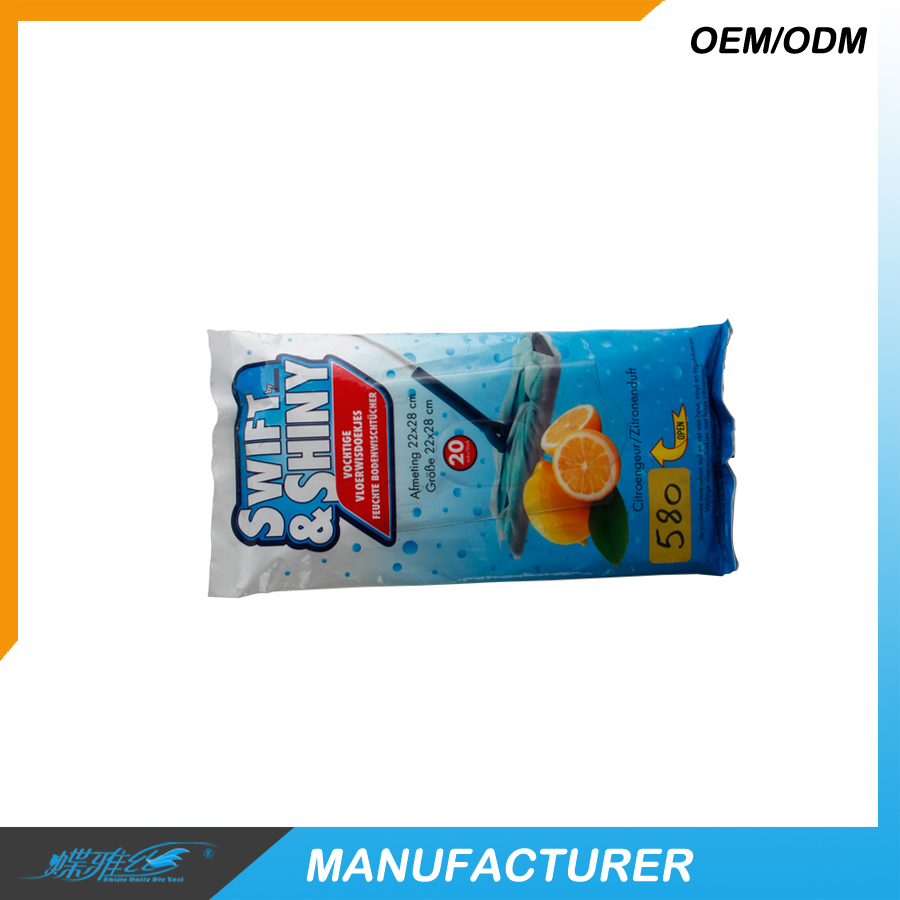 20 Pcs Wet mopping cloth